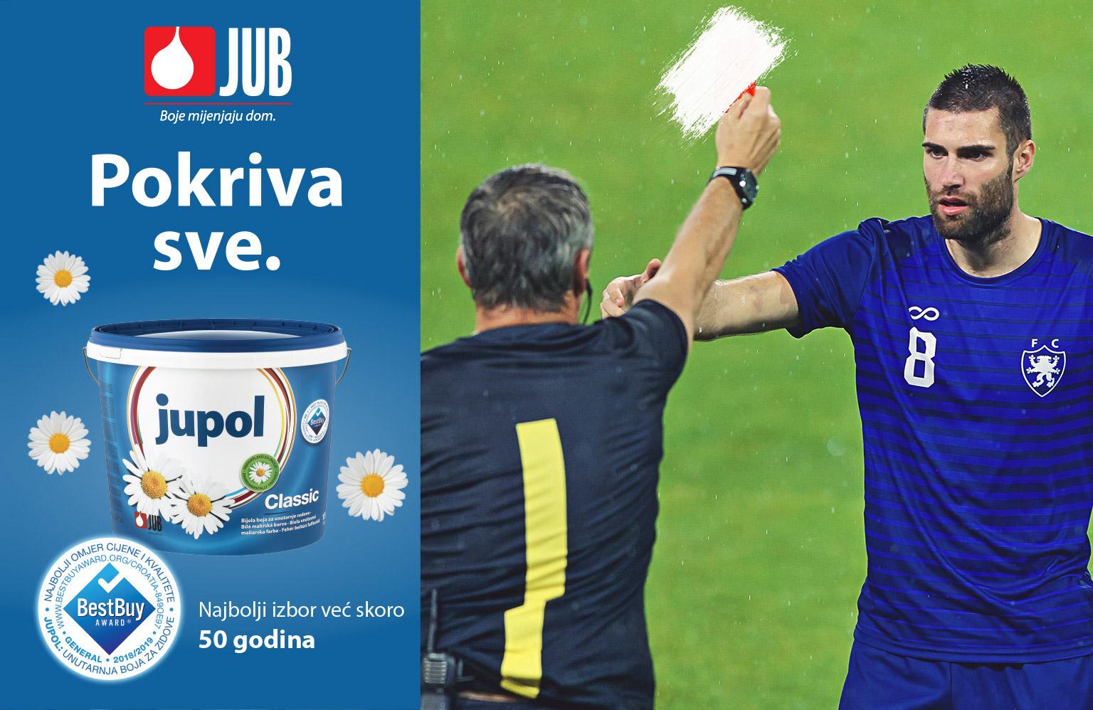 JUB - Pokriva sve